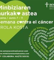 Minbiziaren aurka astea / Semana contra el Cáncer - Urola Kosta