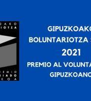 GIPUZKOAKO BOLUNTARIOTZA SARIA 2021