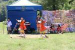 Danza de Mongolia