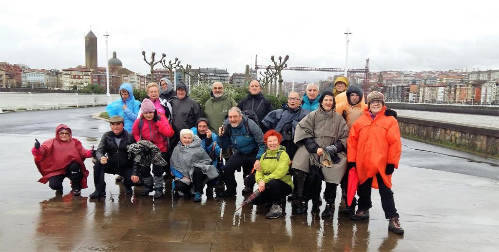 2019-1-23 Sestao-Las Arenas-Puerto Viejo-Getxo