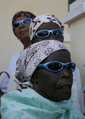moçambic pacients