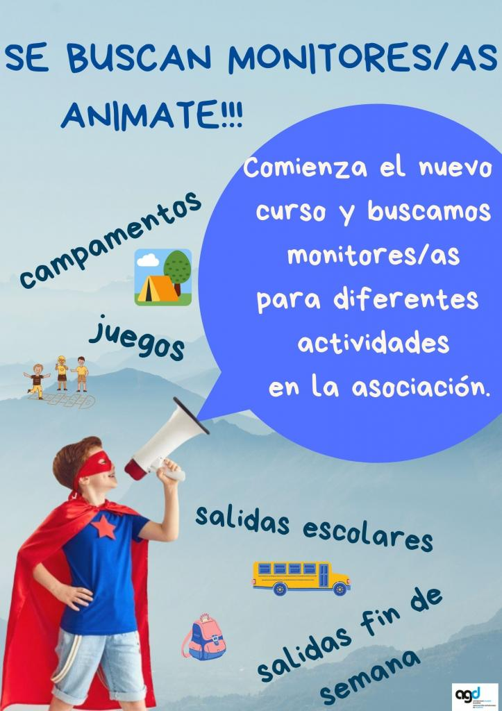 buscan monitores