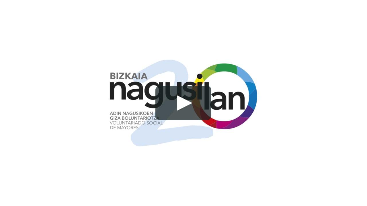 XX Aniversario Nagusilan Bizkaia / Nagusilan Bizkaiaren XX. urteurrena