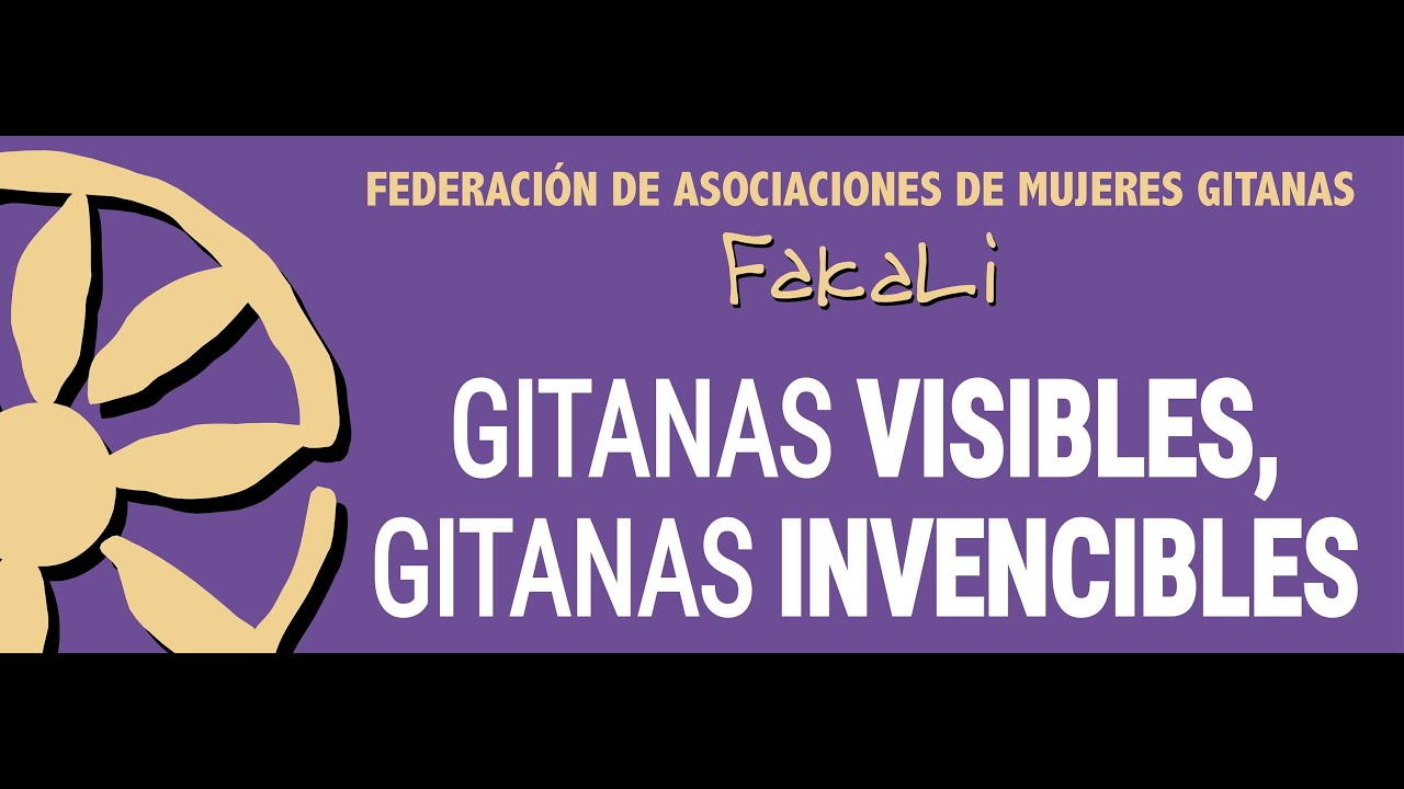FAKALI 8M ¡Gitanas Visibles, Gitanas Invencibles!