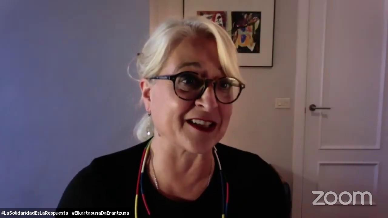 Webinar: Prácticas de solidaridad y apoyo mutuo en la alerta sanitaria, con Helena Maleno