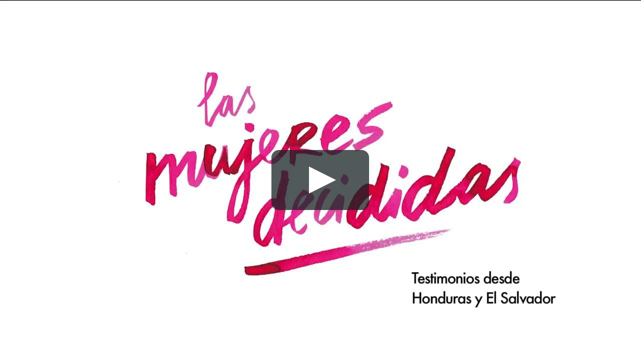 Las Mujeres Decididas [Documental]