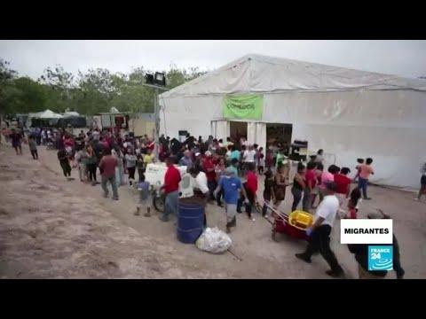 Covid-19, el desafío para migrantes y refugiados