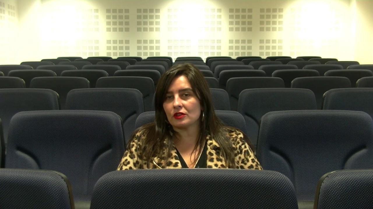 Entrevista a Irantzu Varela - Jornadas EHU/ UPV 2016 #ComunicACCION