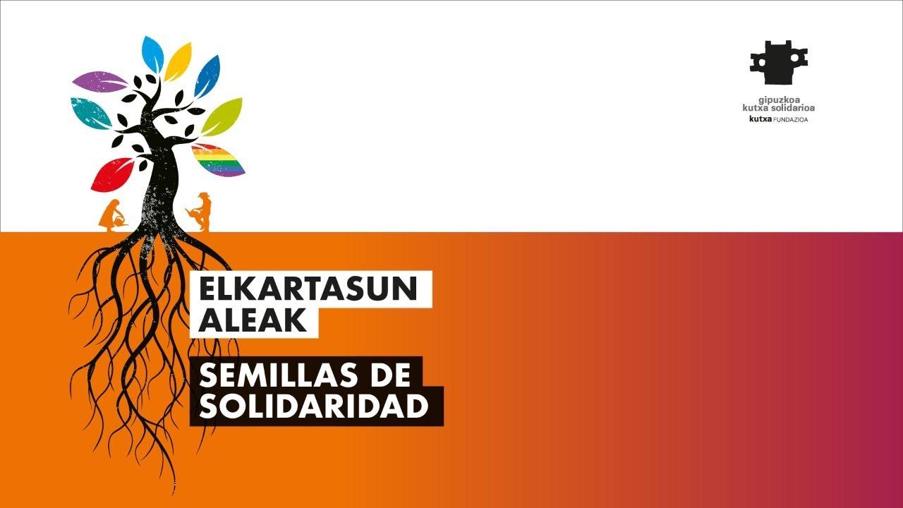 Elkartasun aleak | erakusketa interaktiboa - Semillas de solidaridad | exposición interactiva