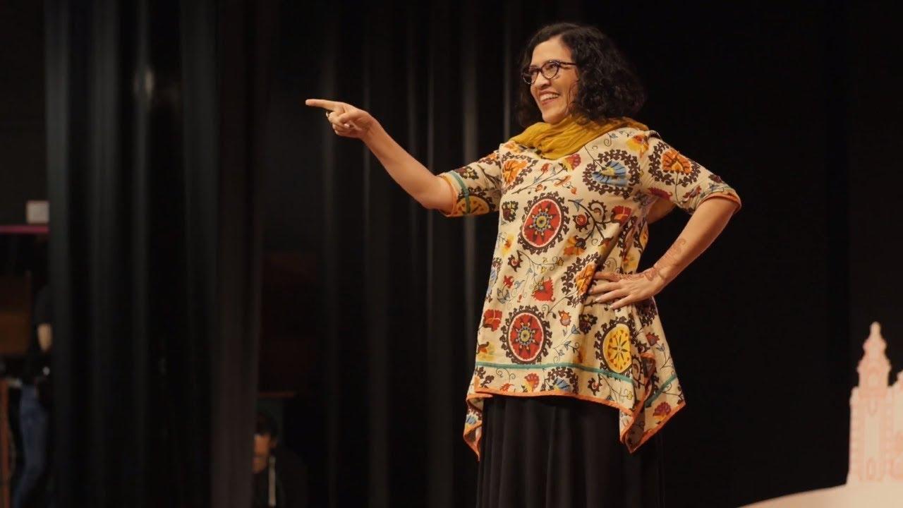 Un mundo sin etiquetas | Wendy Ramos | TEDxLima