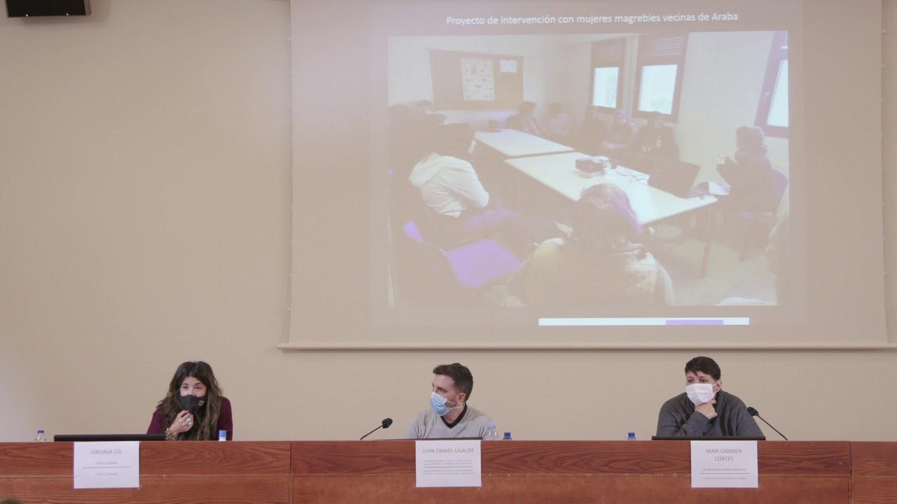 Mesa redonda. Discriminación múltiple en los procesos de autonomía personal e integración social