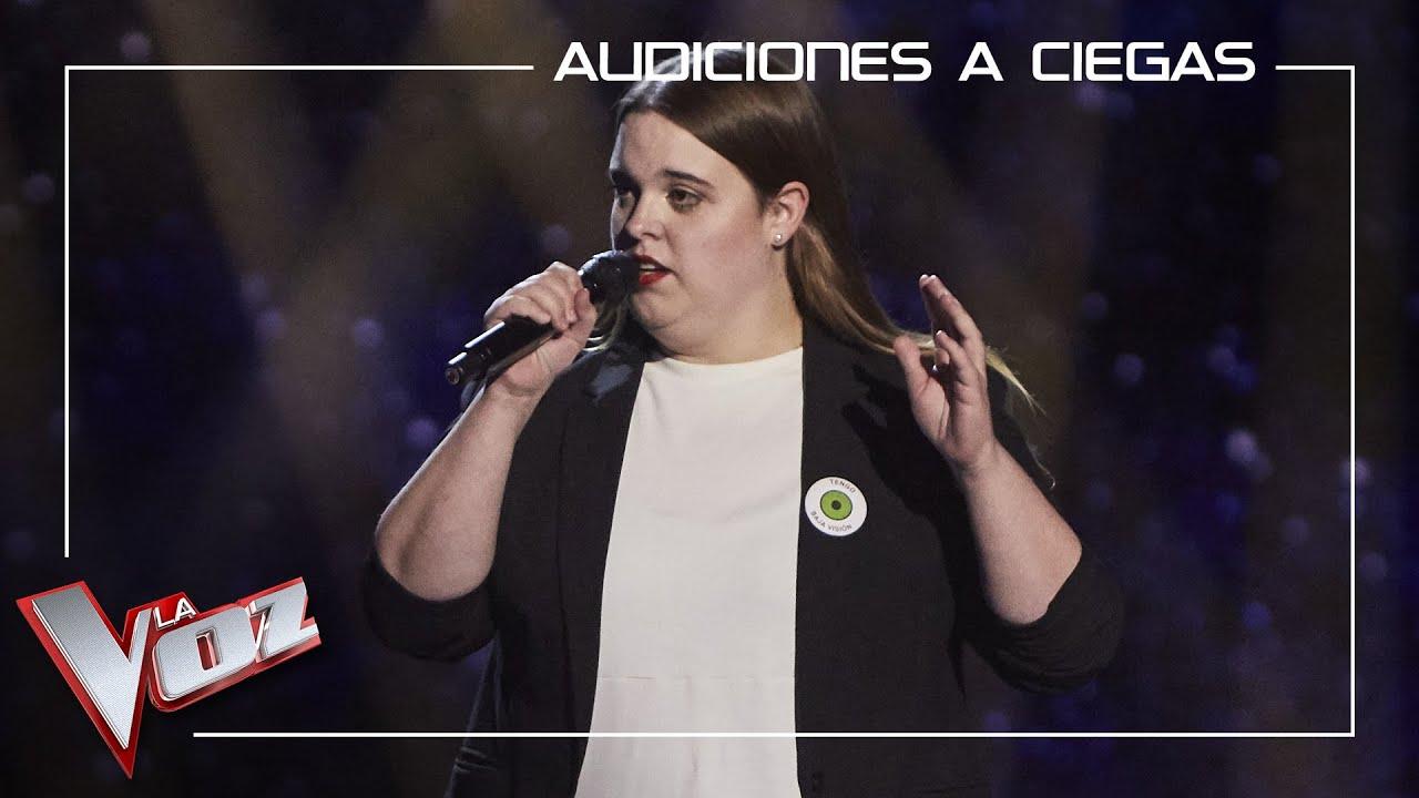 Uxoa Eusebio canta 'Memory' | Audiciones a ciegas | La Voz Antena 3 2020