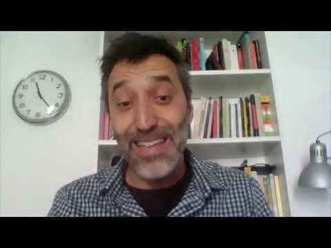 """Entrevista a Carlos Escaño director de """"Alegrias"""". (completa)"""