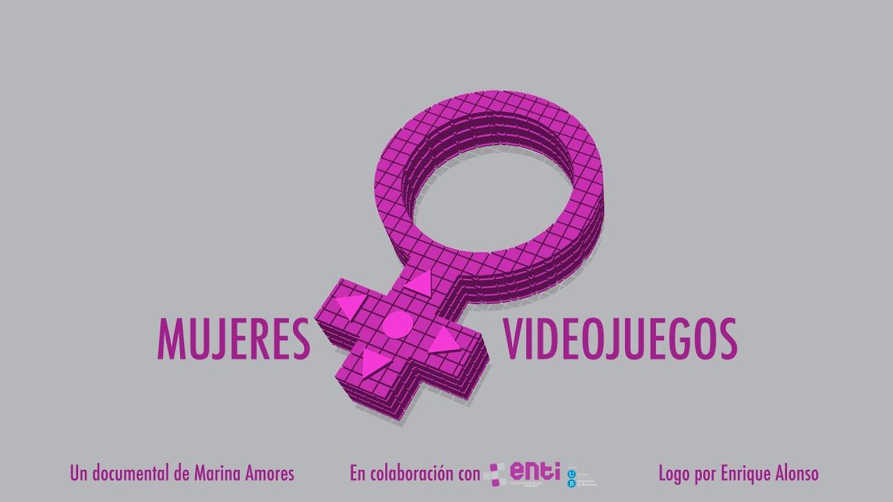 Documental 'Mujeres+Videojuegos', de Marina Amores