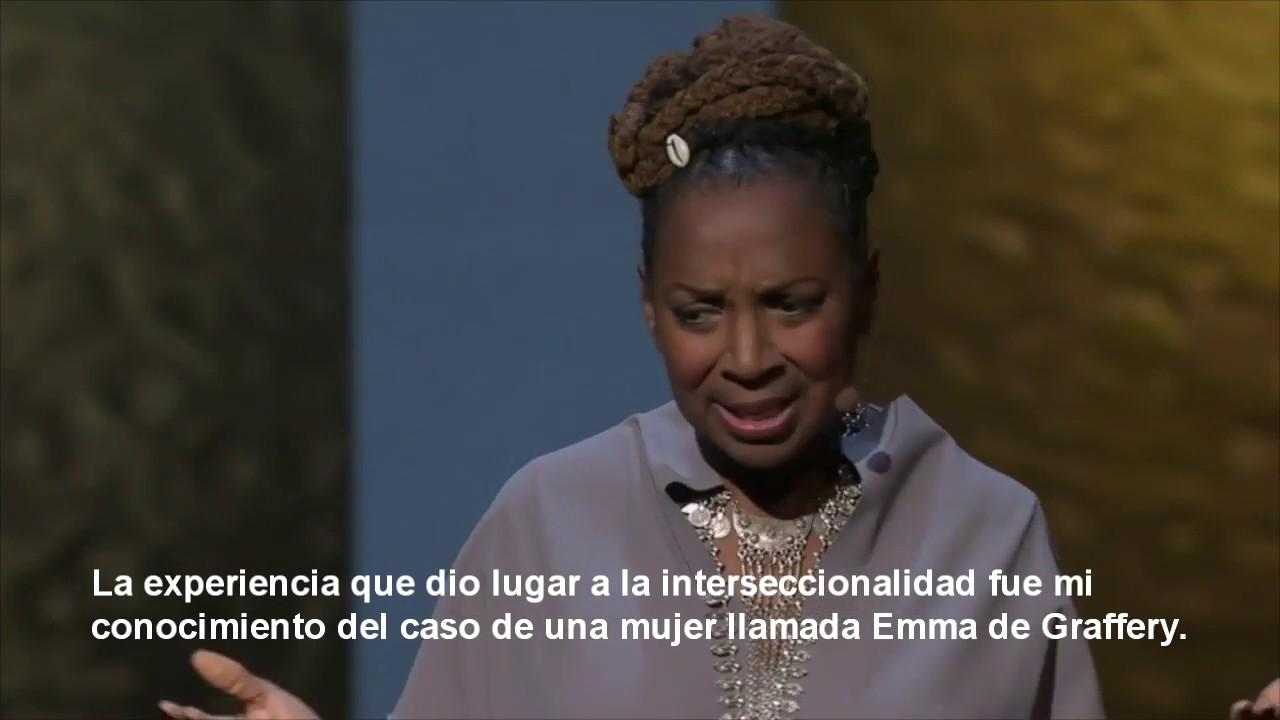"""¿Qué es """"interseccionalidad""""? Subtitulada en español"""