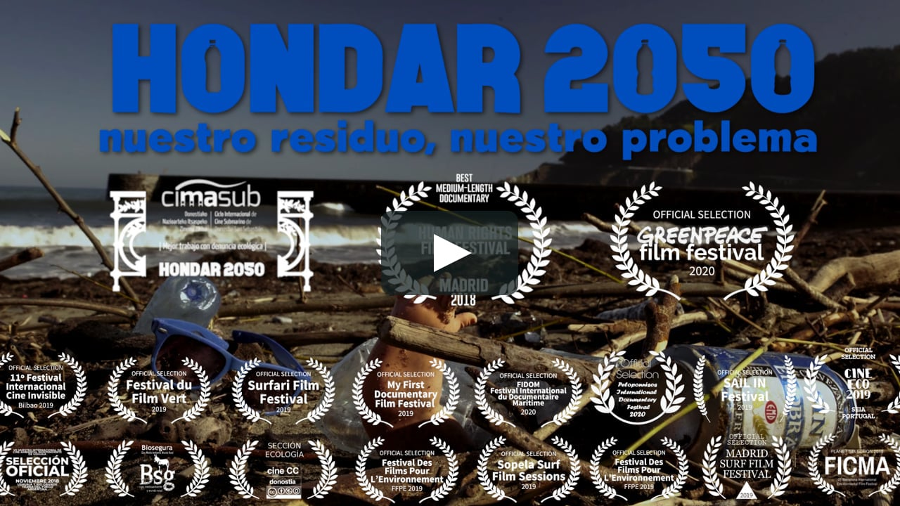 Hondar 2050 - nuestro residuo, nuestro problema