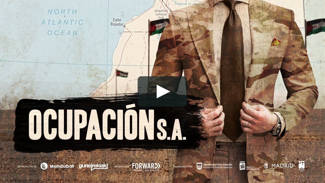 Ocupación S.A. [Documental]
