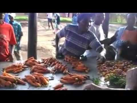 En el mercado de Kabuga   Mayo 2012