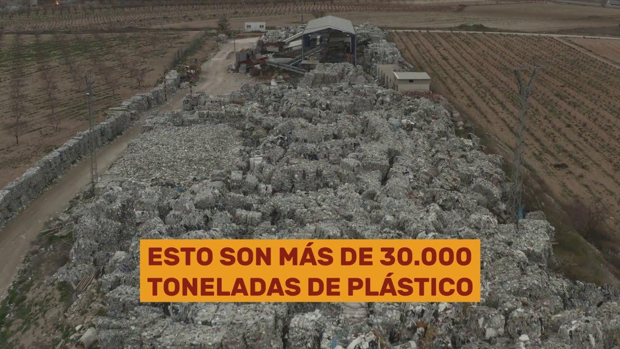 El vertedero ilegal de Utiel: el fracaso de Ecoembes en la gestión de envases
