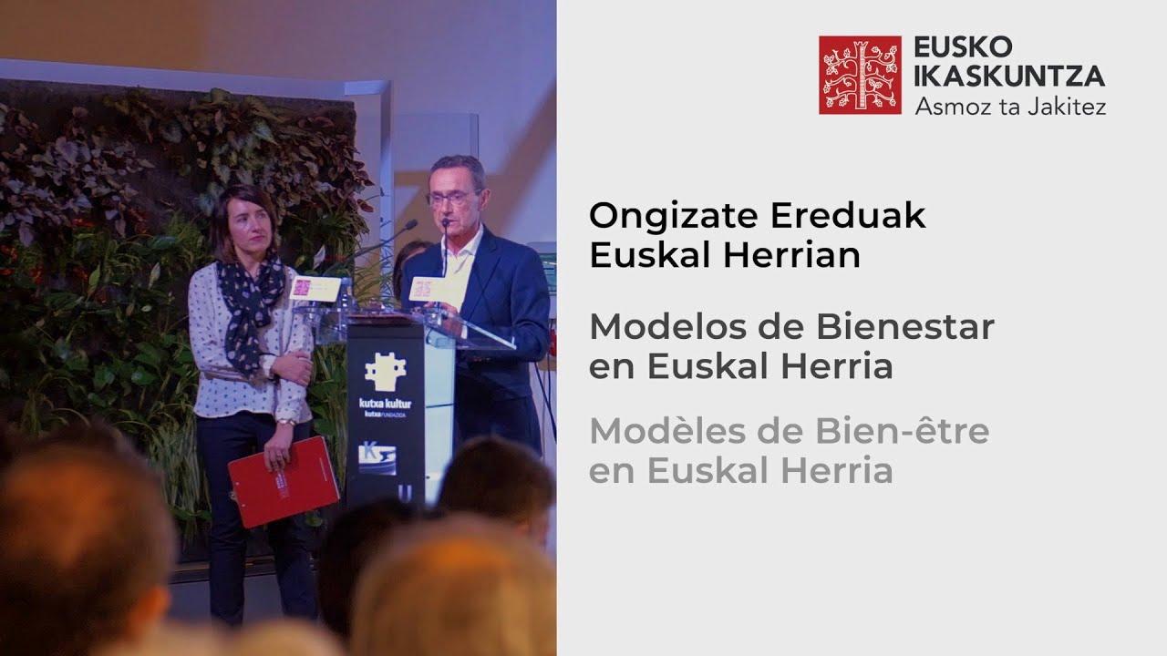 Ongizate Ereduak Euskal Herrian